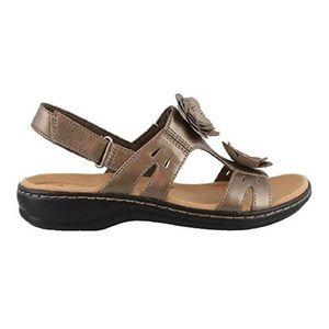 df214ce38fa Clarks Shoes - Clark s Women s Leisa Claytin Flat Sandal